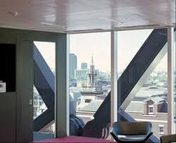Curtain Place Panel Curtain Wall Metal And Glass Perforated Cannon Place