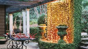 Outdoor Yard Decor Ideas 100 Fresh Christmas Decorating Ideas Southern Living