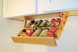 spice racks under the cabinet spice rack spice cabinet the