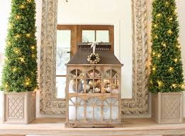 beautiful homes decorated for christmas christmas entry decor organize clean decorate