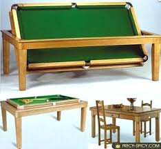 Dining Room Pool Table Combo Dinner Pool Tables Dinner Table Pool Table Combo Colors