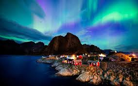 norway northern lights hotel when to see the northern lights in norway travel leisure
