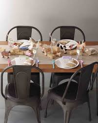 Martha Stewart Dining Room by Good Things For Kids Martha Stewart Weddings