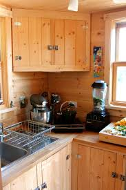 best ideas about pine kitchen cabinets pinterest colored tiny house wheels and lived corner cupboardcorner cabinetskitchen