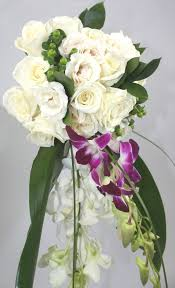 Cascading Bouquet Diy Cascading Bouquet Tutorial