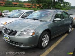 nissan altima 2005 for sale 2005 nissan altima 2 5 s in mystic emerald green 425707
