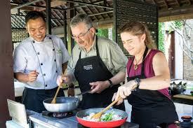 cours de cuisine chef un avant goût de l indonésie cours de cuisine balinaise au the