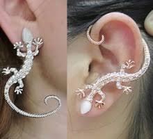 earrings for second gold snake earrings promotion shop for promotional gold snake
