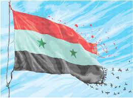 Rebel Syrian Flag Syrian Rebels Take Strategic Town Of Idlib The Washington Post