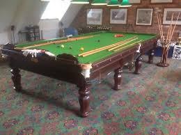 full size snooker table full size snooker table 300 00 picclick uk