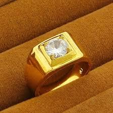 top gold rings images Classical hot sale men wedding rings yellow gold 24 k vacuum jpg