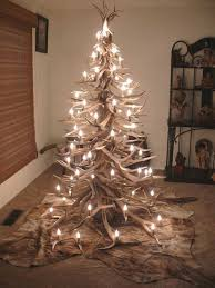 decorating antler christmas tree ideas 20 cool and trendy