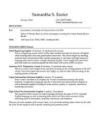 Resume Sample Tutor by Reading Tutor Resumes Resume Samples Writing Tutor Resume Sample