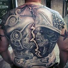 aztec warrior tattoo tattoo collections