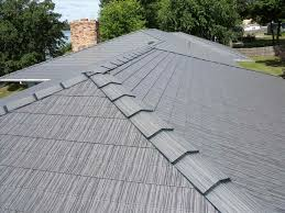 corrugated metal roofing seal a corrugated metal roof by applying