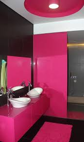 black and pink bathroom ideas 29 best 50s bath tile images on retro renovation bath