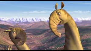 different species in ice age