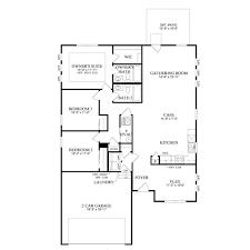 Centex Floor Plans by Centex Homes The Woods Of Penn Run Spirit 1222131 Louisville