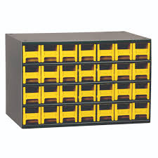 akro mils 19 series steel storage cabinet stackable 28 plastic