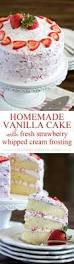 Home Made Cake Decorations by Best 10 Strawberry Cake Decorations Ideas On Pinterest