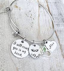 memorial bracelets for loved ones loss of a loved one remembrance and sympathy jewelry