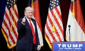 Raleigh Flag Donald Trump Praises Saddam Hussein