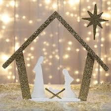 7 diy nativity crafts for handmade holidays favecrafts