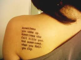 quotes quotes in the shoulder