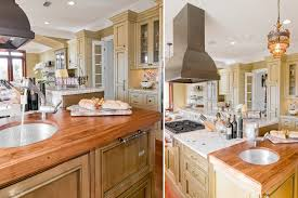 Wooden Kitchen Countertops by 20 Examples Of Stylish Butcher Block Countertops