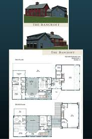 Contemporary Farmhouse Floor Plans 539 Best Planning Images On Pinterest House Floor Plans
