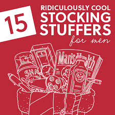 Good Stocking Stuffers 15 Ridiculously Cool Stocking Stuffers For Men Dodo Burd