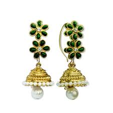 punjabi jhumka earrings 26205 jpg