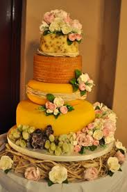 wedding cake made of cheese a family wedding and an awards k creations