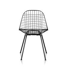 eames wire chair 4 leg base by charles u0026 ray eames for herman