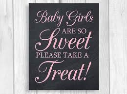 Baby Shower Candy Buffet Sign by 75 Best Baby Shower Ideas Images On Pinterest Sign Design