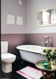 painting bathroom walls two different colors khabars net