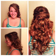 8th grade graduation hair hairstyle special occasion hairstyles