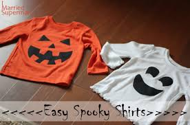Halloween Baby Shirts by I Married Superman Easy Halloween