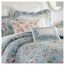 Antique Rose Comforter Set Vintage Rose Olivia Lumbar Pillow 14x20