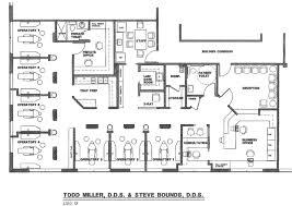 Home Office Floor Plan Dental Office Design Pediatric Floor Plans Creative Mesmerizing