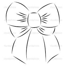 ribbon bow tattoo sketch real photo pictures images and
