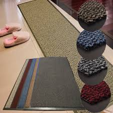 Non Slip Rubber Floor Mats Large U0026 Small Heavy Duty Non Slip Rubber Barrier Mat Rugs Back