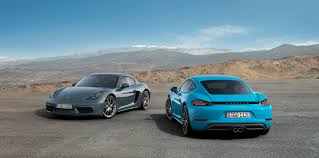 how much does a porsche cayman cost 2016 porsche 718 cayman pricing and specifications