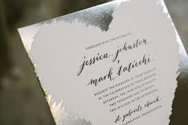 press u0027d letterpress wedding invitation ideas from bella figura
