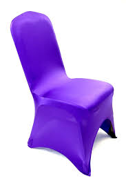 purple chair covers purple chair cover its covered