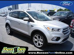 Ford Escape Awd - benson ford inc vehicles for sale in easley sc 29640