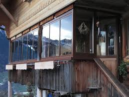 balkon vordach verglasungen und windschutz