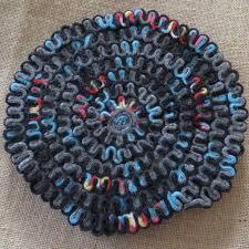 Rag Rug Directions 84 Best Wool Standing Wool Rugs Images On Pinterest Wool Rugs
