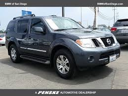 nissan pathfinder yahoo autos 2012 used nissan pathfinder 4wd 4dr v6 silver edition at bmw north