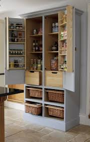 free standing cabinets for kitchen solid wood pantry cabinet ideas on garage cabinet